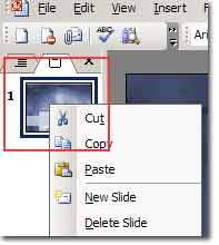 powerpoint right clicks